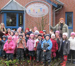 Kindergarten in Meerbeck